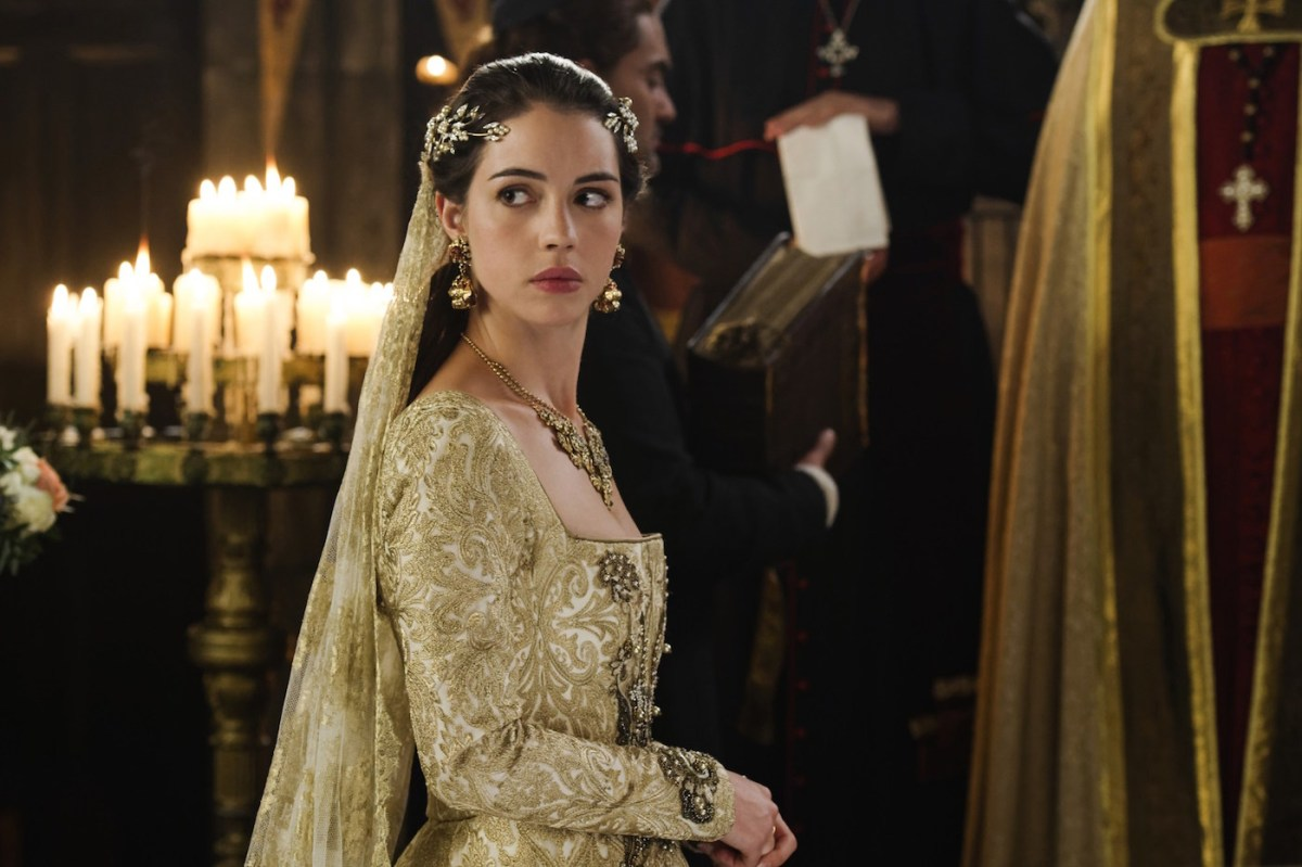 Adelaide kane forced in reign - 1 2