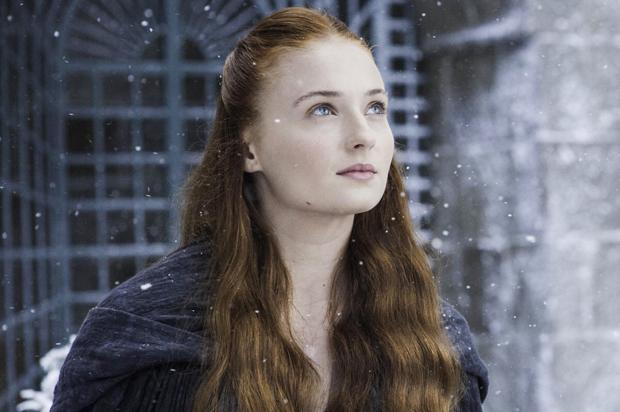 sansa game of thrones snow
