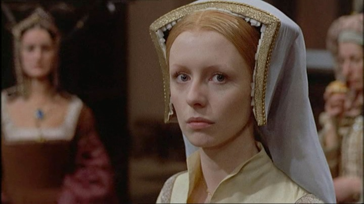 Jane Asher as Jane Seymour in Henry VIII and his Six Wives (1972)
