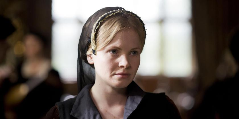 Kate Phillips as Jane Seymour in Wolf Hall (2015)