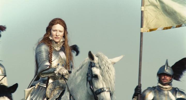 Cate Blanchett as Elizabeth in Elizabeth: The Golden Age (2007)