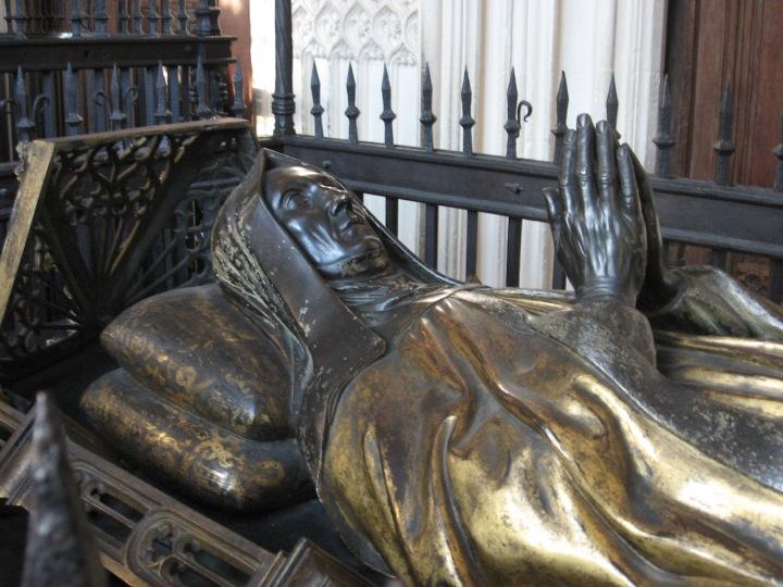 margaret beaufort tomb